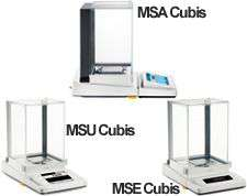 Cubis Sartorius Analytical Products