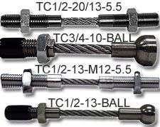 TC Swaged Mounting Products