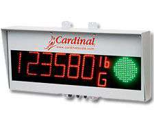 SB 500 Cardinal Remote Display Products