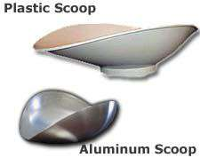 Plastic/aluminum Scoop Products