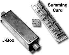 J Box W/summing Card Unibridge Products