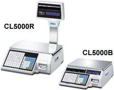 CL 5000 CAS Scale Products